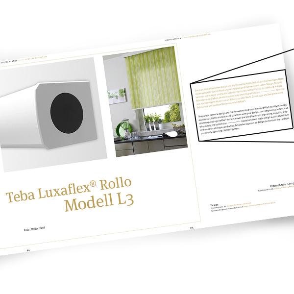ECHO German Design Award 600 x 600