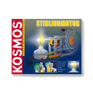 KOSMOS Stirlingengine Titel