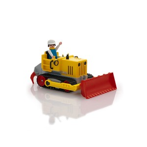 playmobil caterpillar